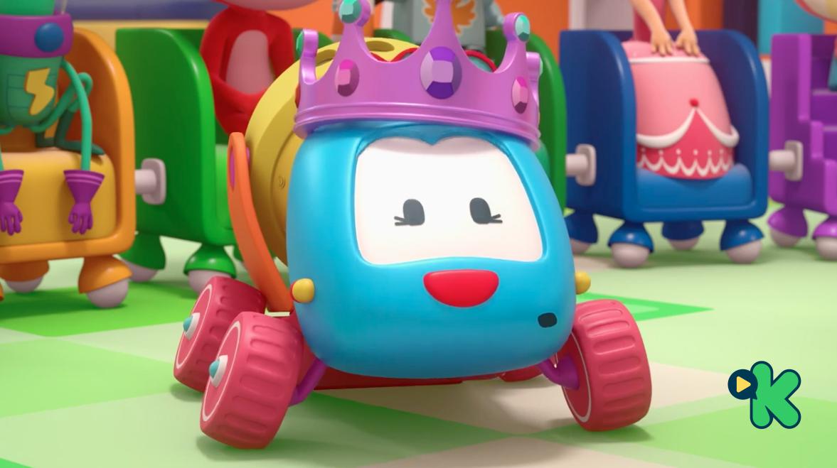 Escuela de juguetes: La fiesta del té