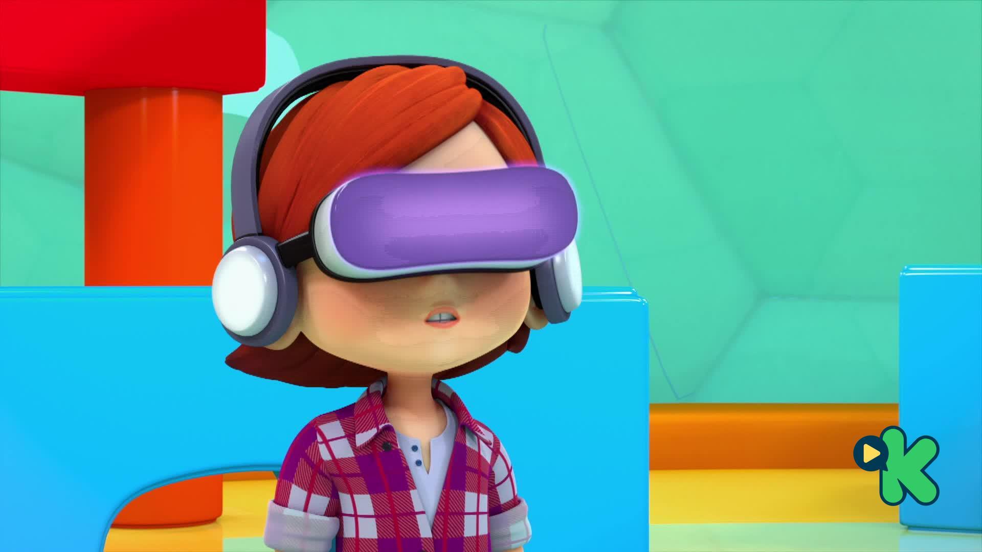 Mi perro Pat: Realidad virtual