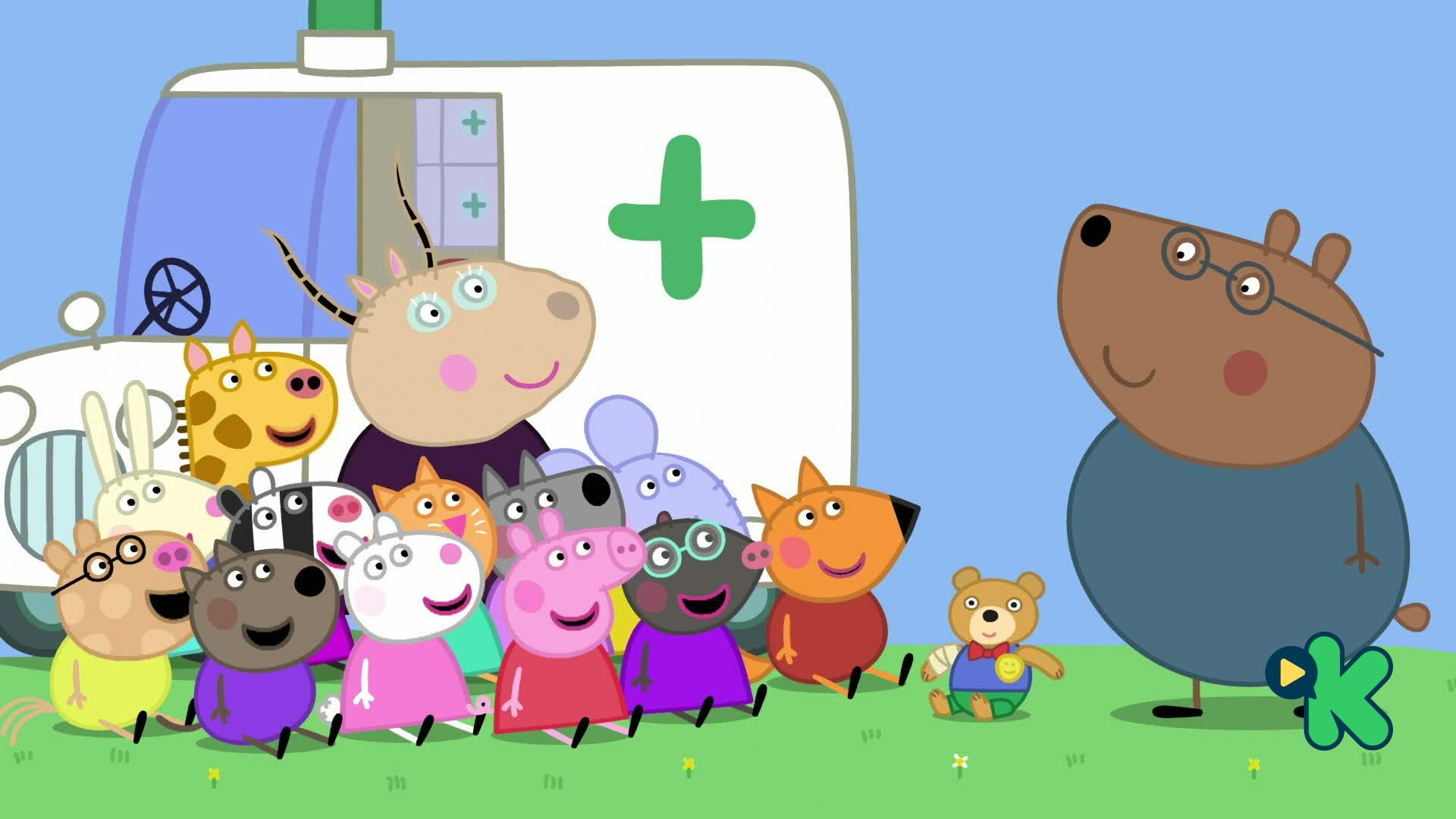 Peppa: Peppa y la ambulancia