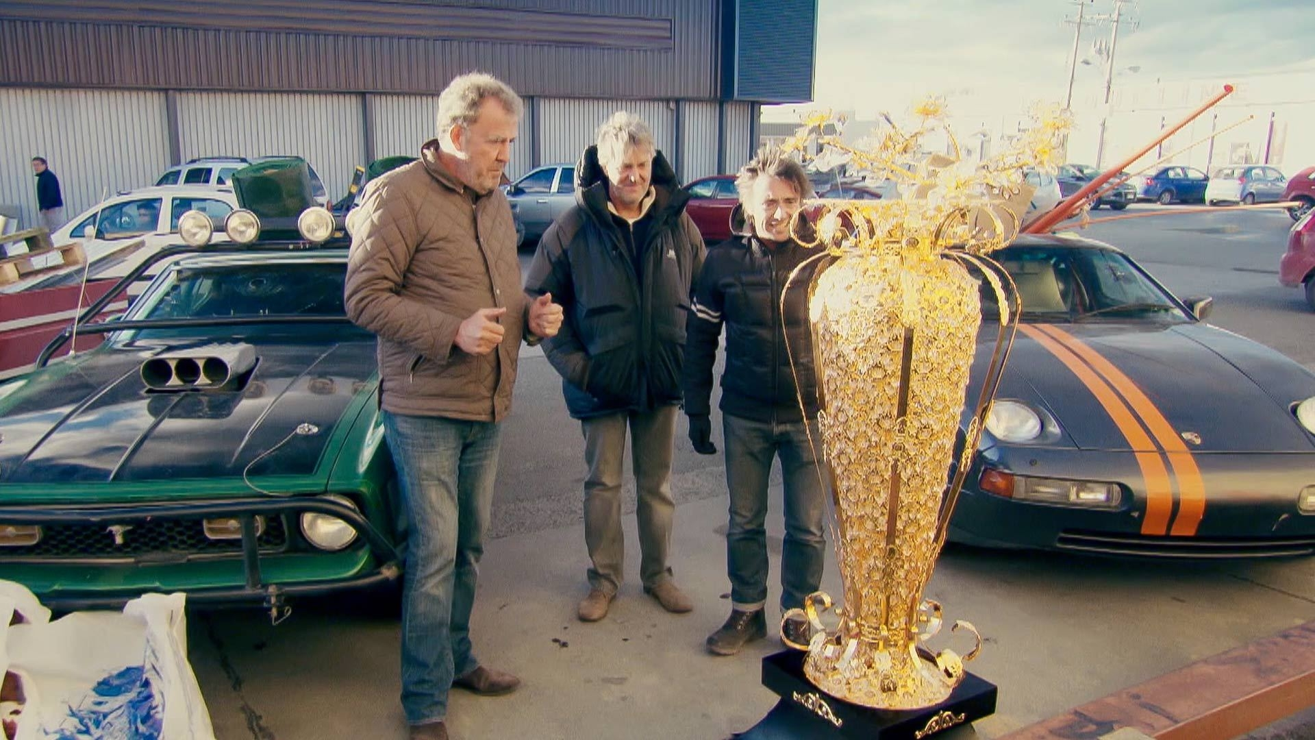 Top Gear Patagonia Special Stream