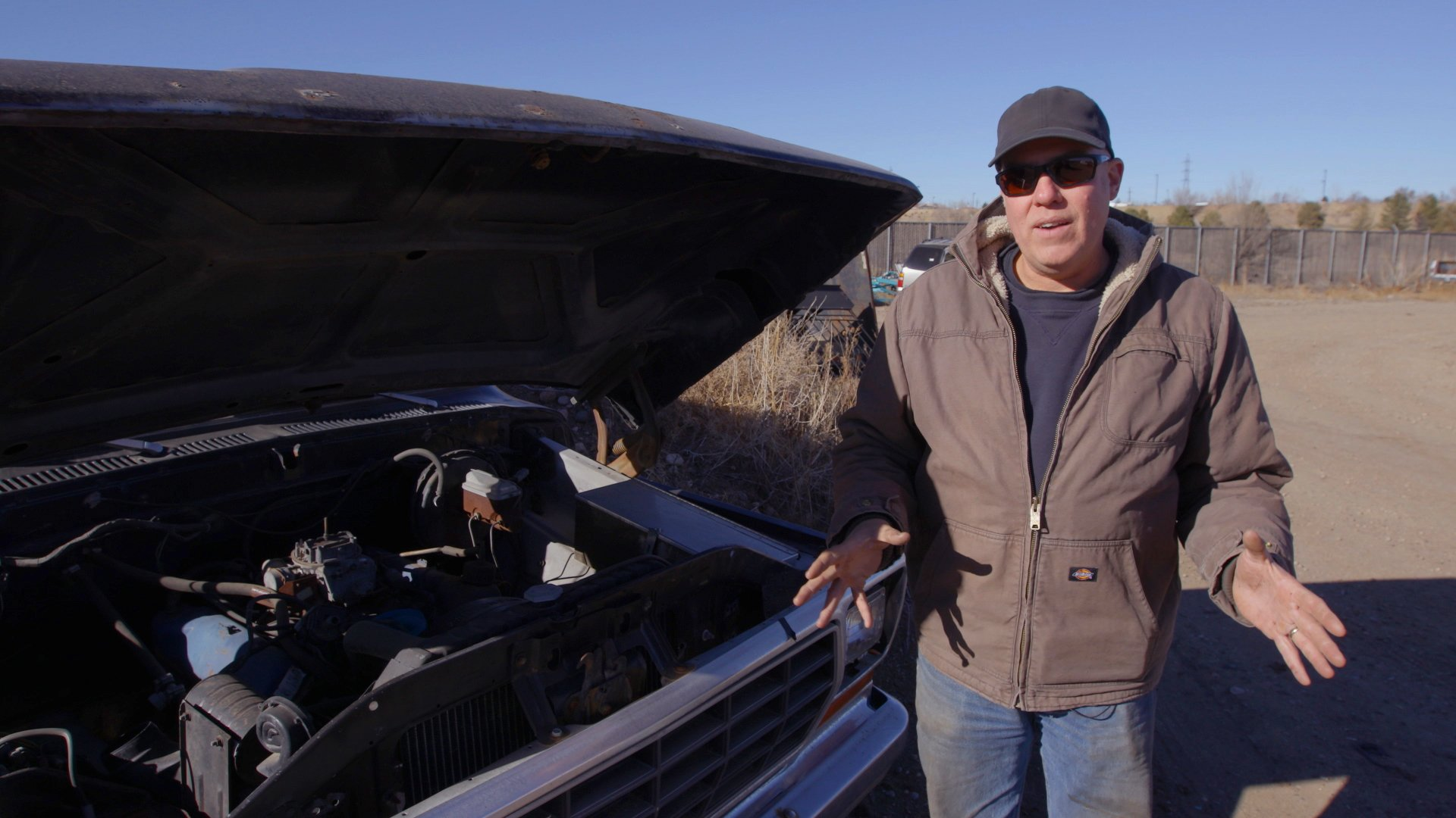 Roadkill Extra 29 Episode 621 Bronco Junkyard Crawl Motortrend