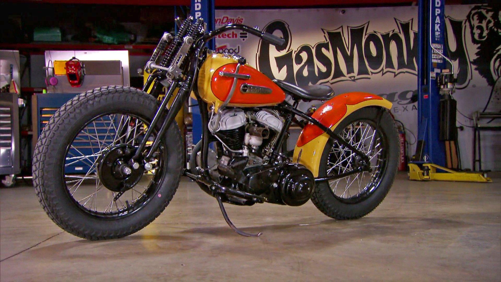 Fast N Loud 11 Episode 2 Harley And Me Motortrend