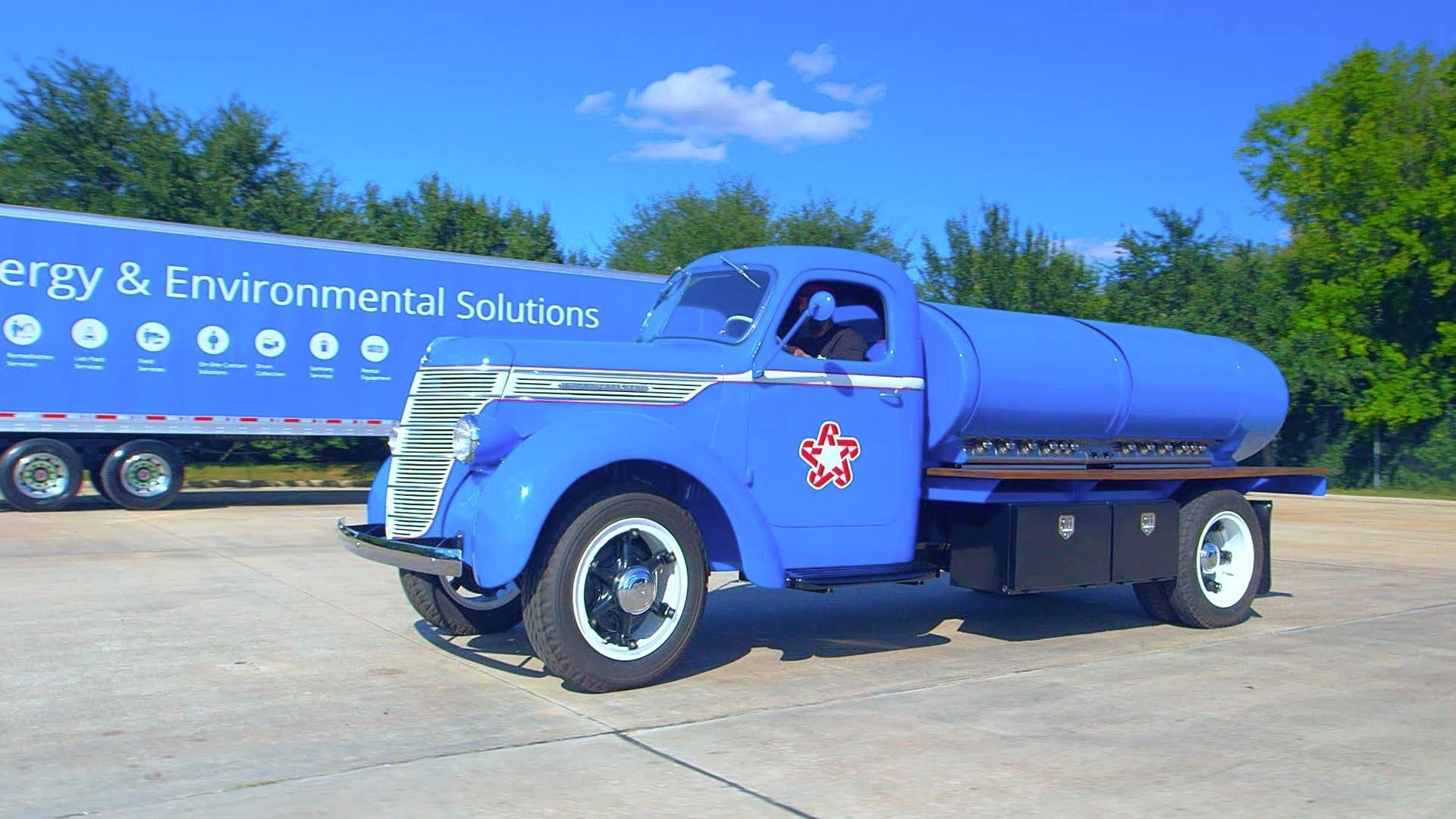 Texas Metal 2 Episode 4 International Truck Of Bbq Motortrend