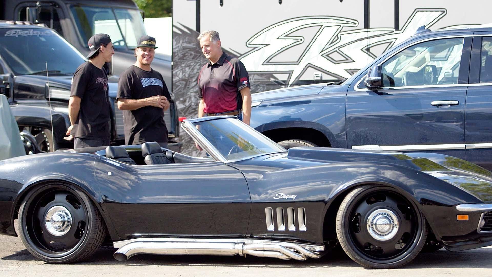 Texas Metal 3 Episode 1 Cab Over Custom Motortrend