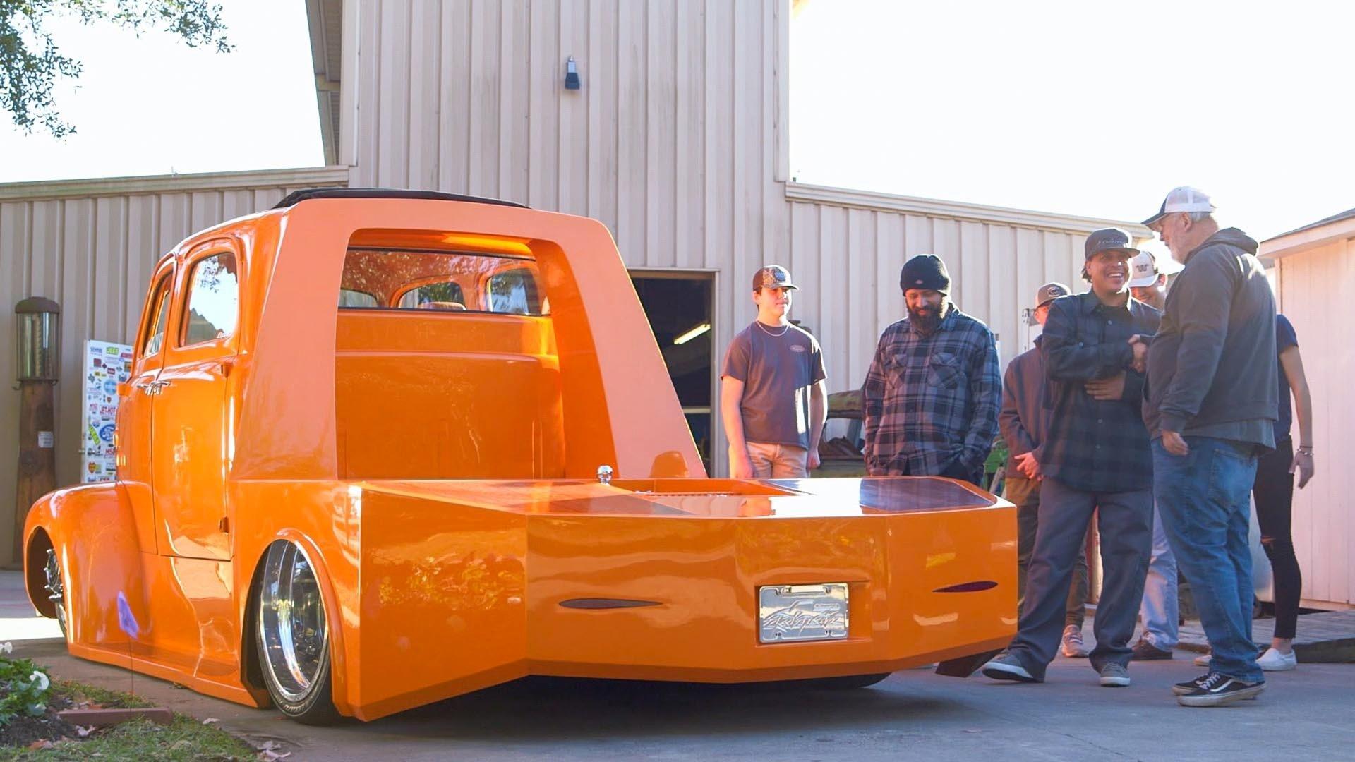 Texas Metal 3 Episode 2 Cab Over Custom Part 2 Motortrend