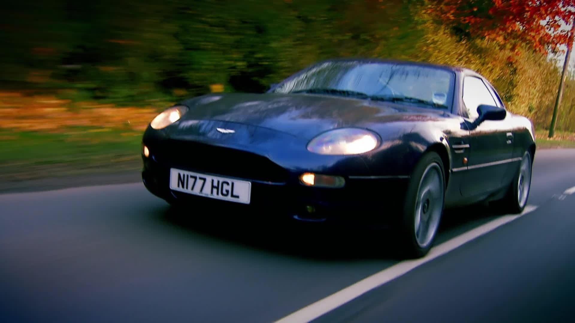 Wheeler Dealers 10 Episode 1 Aston Martin Db7 Motortrend