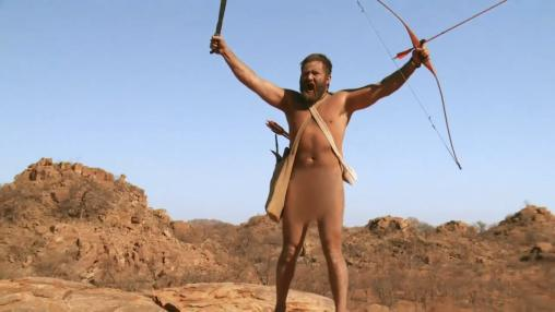 EJs Ball and Pain (Part 2 of 2)   Naked and Afraid XL