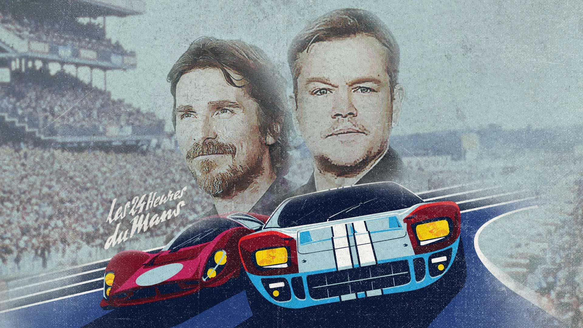 Autobiography: 1, Episode 9 - The Story of Ford vs Ferrari   MotorTrend